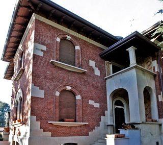 Gallarate (VA) – Villa in vendita