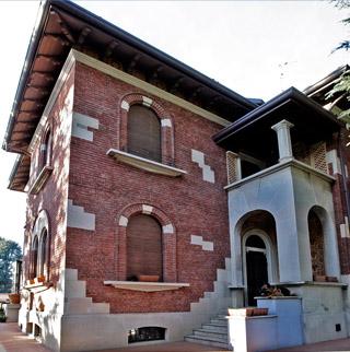 Gallarate - Villa prestigiosa del '900