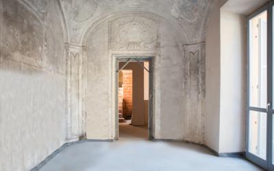 Villa Dandolo: appartamenti tra affreschi e stucchi