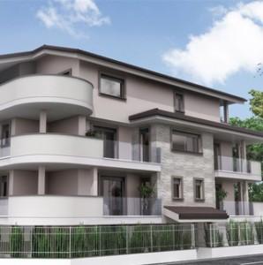 Parabiago (MI) - Via Santini - LEONARDO HOUSE