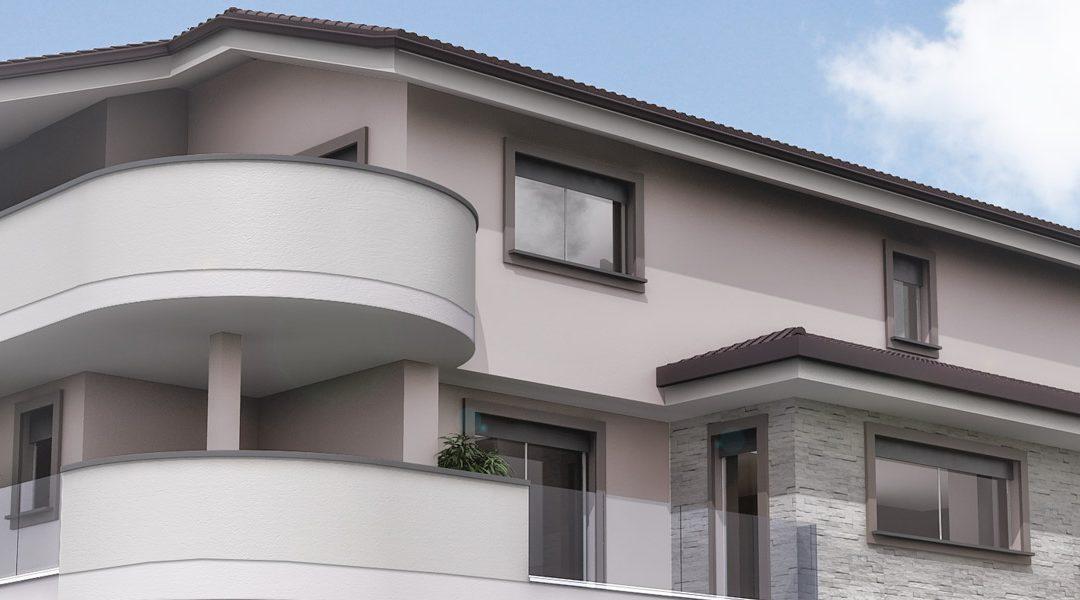 Leonardo House: la prima soletta