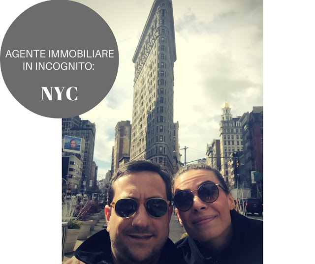 Agente immobiliare in incognito: New York City