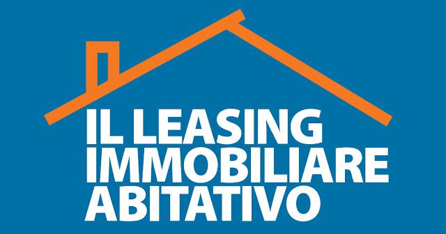 Leasing immobiliare per la prima casa