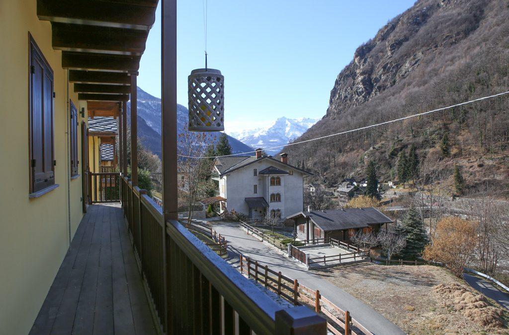 Mercato seconde case: trend positivo dalla Val d'Aosta al Friuli