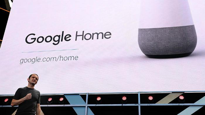 Google presenta l'assistente virtuale per la casa