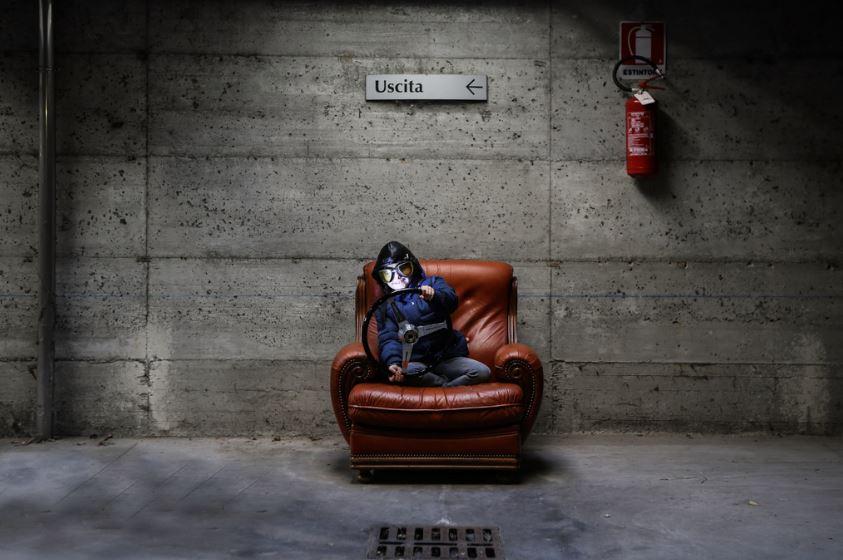 #USCITA – Il progetto fotografico di Irene Vitrano