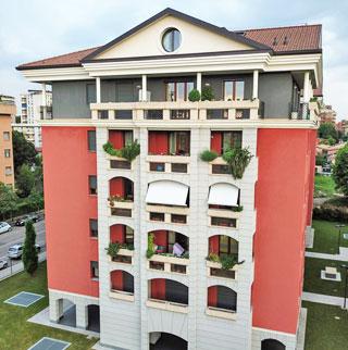 Desio (MB) – Residenza Matteotti 79