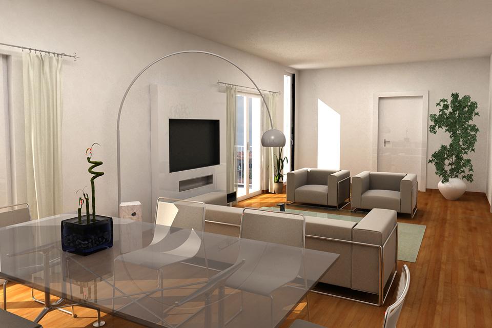 Mobili tv e librerie per il soggiorno di casa - ERIF