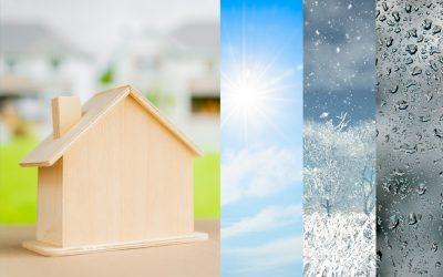 "Una ""casa dinamica"" per un clima imprevedibile"