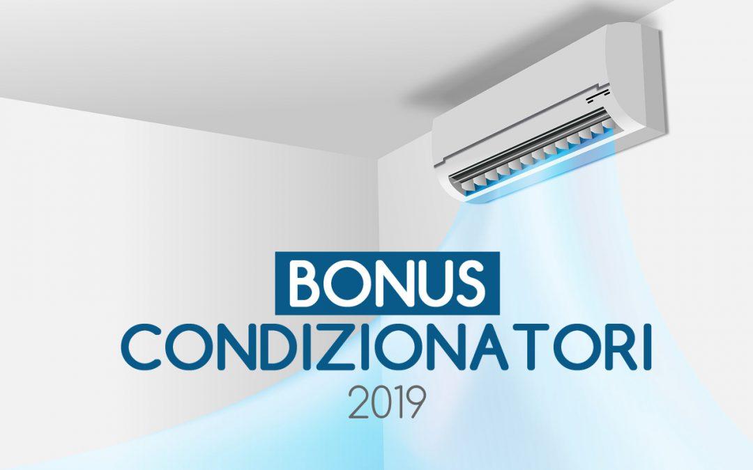 Rinfrescare Casa grazie al bonus condizionatori 2019